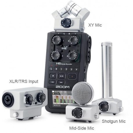 Digital Recorder Zoom H6