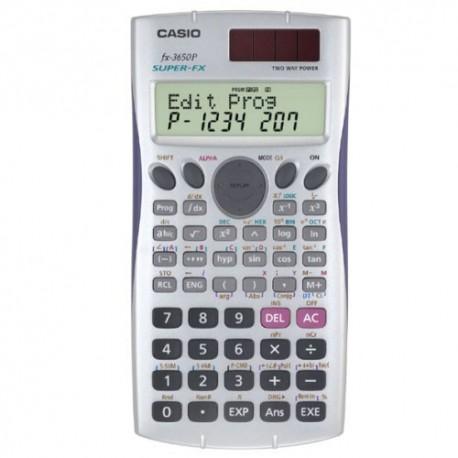 ماشین حساب کاسیو FX-3650 P
