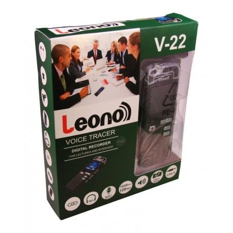 ویس رکوردر لئونو Leono V-22 16G