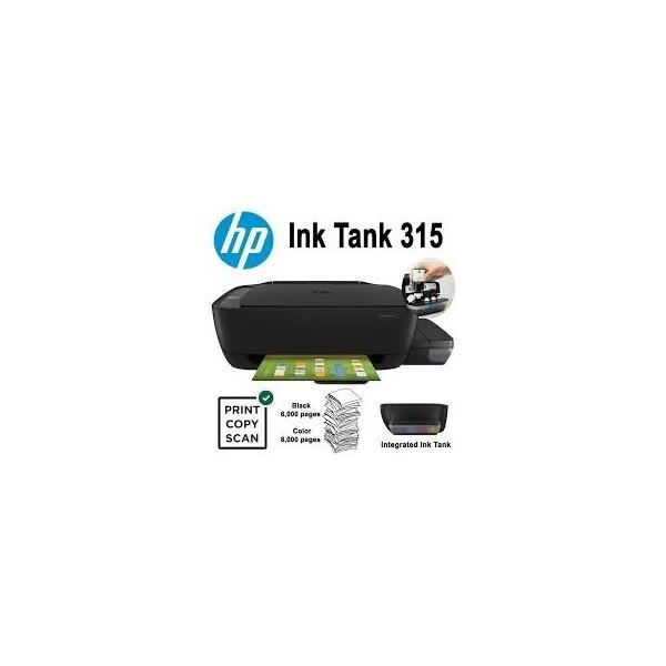 printer hp 315