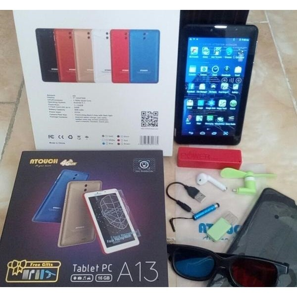 tablet atouch a13