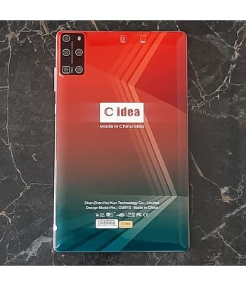 تبلت سیدیا 4G-64G C idea CM 810